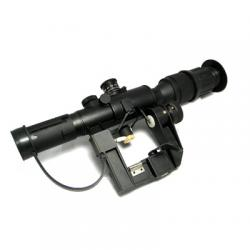Optica PSO especial para series SVD Dragunov