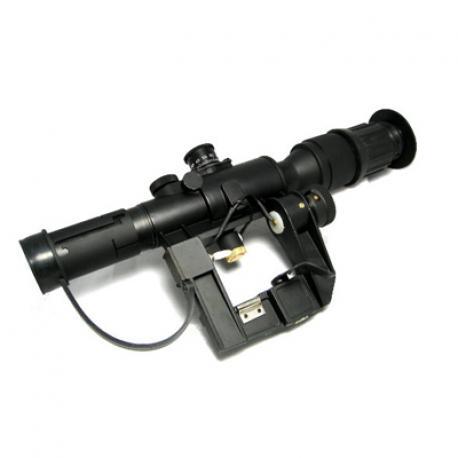 Mira luneta PSO especial para series SVD Dragunov