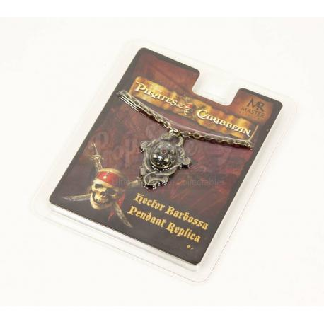 Pirates of the Caribbean: Hector Barbossa Pendant Replica