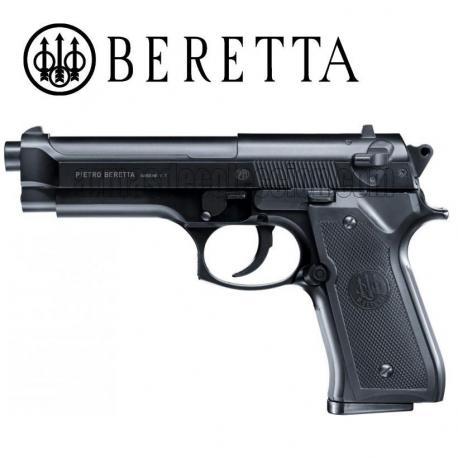 Beretta M92 FS Corrediça Metálica Funcionamento a mola