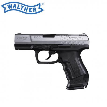 Walther P99 Twotone Oficial e dois carregadores