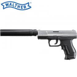 WALTHER P99 XTRA Pistola con estabilizador y cargador extra 6 mm eléctrica