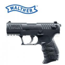 Walther P22Q HI-GRIP corredera metálica y cargador extra