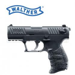 Walther P22Q HI-GRIP™ Metal Slide and extra magazine