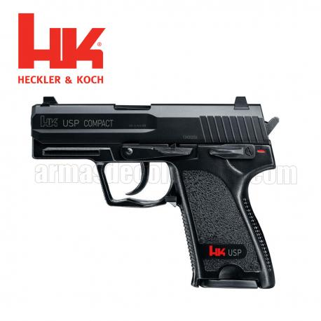 HK USP Compact Spring operated