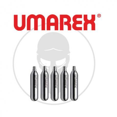 Conjunto 5 cápsulas CO2 Umarex