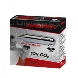 Pack de 10 cápsulas de CO2 12g Umarex