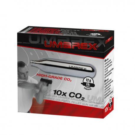 Capsules CO2 pack 10 units 12g Umarex