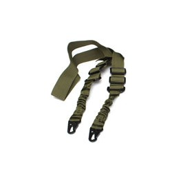 Tactical Strap Two Points On (Green)