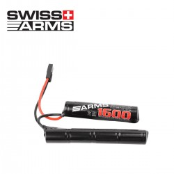 Compatible Battery Swiss Arms Large 8.4 - 1600 CQB