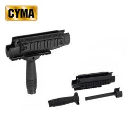 CYMA Railed Handguard Set for MP5 AEG