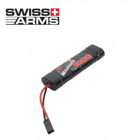 Bateria Mini 9.6V 1600mah