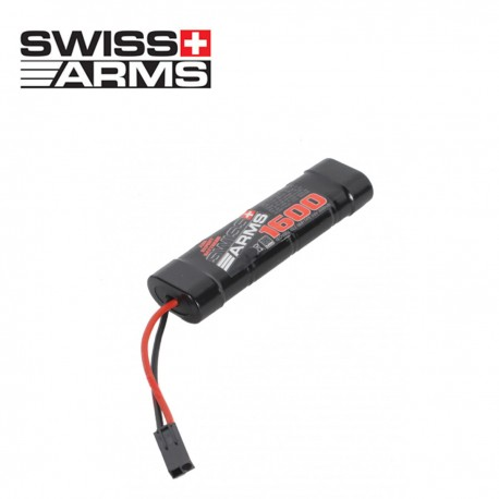 Mini bateria 9.6V 1600mah