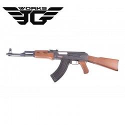 AK 47 clásico Jing Gong 0506-NG