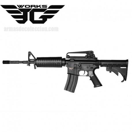 M4-A G608 Jing Gong 4001MG