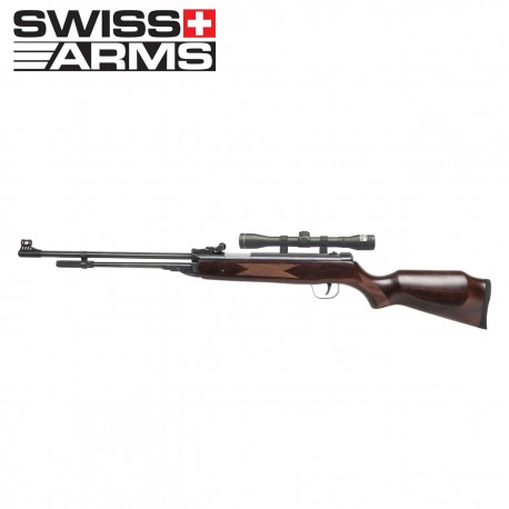 Swiss Arms DB5 Custom Bois 4,5MM