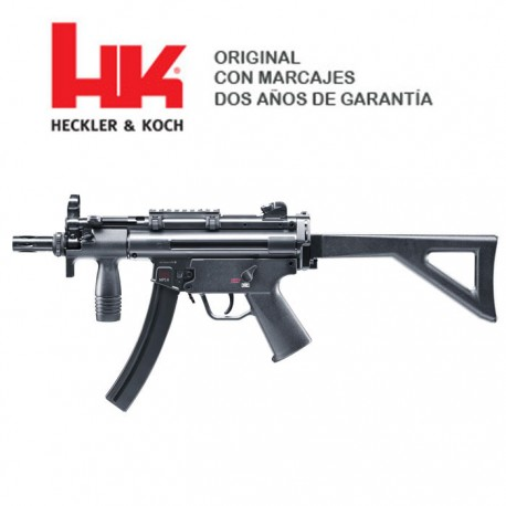H&K MP5 K-PDW 4,5 mm CO2
