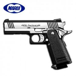 Tokyo Marui Hi-Capa 4.3 Pistola 6MM Dual Stainless Custom Gas