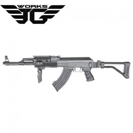 A47 Tactical Jing Gong 0515MG