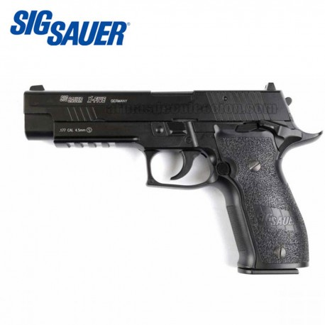 SIG SAUER X-Five P226 4,5mm CO2 Full Metal with Blow Back