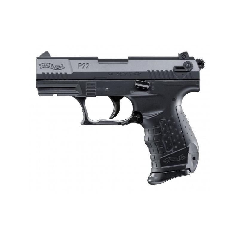 Walther P22 with extra magazine - Armas de Colección