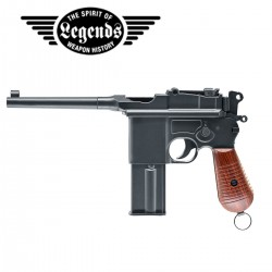 LEGEND C96 MAUSER 1898 Pistola 4.5MM CO2 FULL METAL