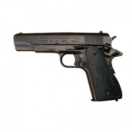 Colt .45 automatic Government black