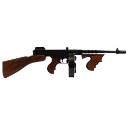 TOMMY GUN. Rifle Thompson modelo 1928