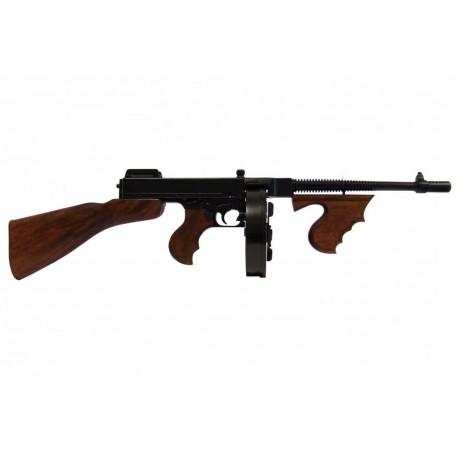 TOMMY GUN. Rifle Thompson modelo 1928