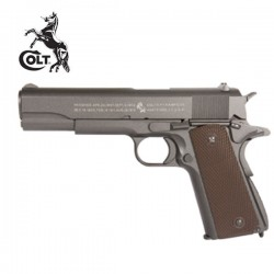 Colt 1911 100th aniversary Pistola 6MM Full Metal Blow Back CO2