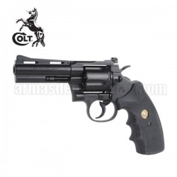 "Colt Python 4"" Revólver 6MM CO2 FULL METAL"