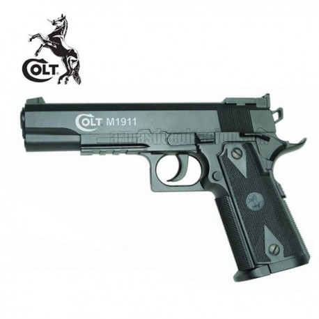 COLT 1911 MATCH CO2 OPERATED 300 FPS