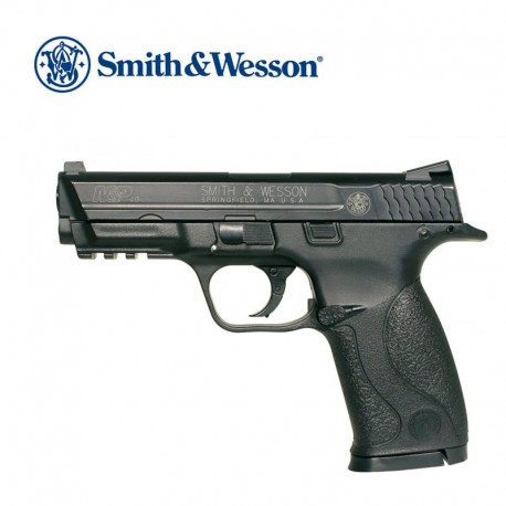 Smith & Wesson M&P40 spring pistol