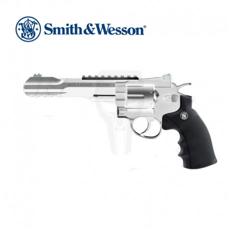 Revolver Smith&Wesson 327 TRR8 Chrome 4.5 mm