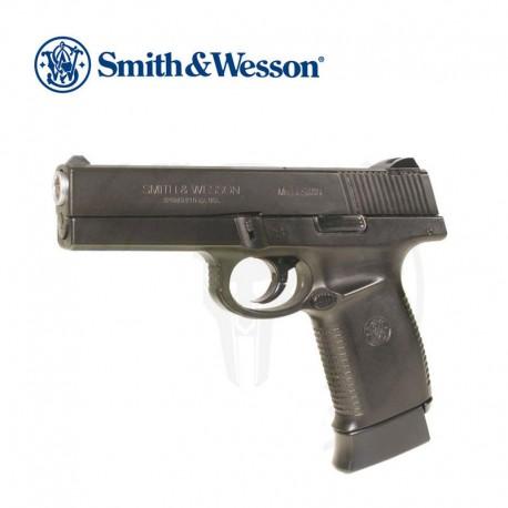 Smith & Wesson SIGMA 40F Blow Back CO2 Corrediça metálica