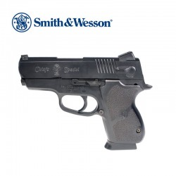 Smith & Wesson Chief Special CS45 Black (Funcionamento a mola)