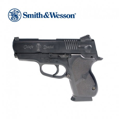 Smith & Wesson Chief Special CS45 Black (muelle)