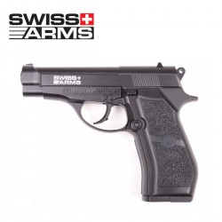 SWISS ARMS P84 Pistola 4.5MM CO2 Full Metal