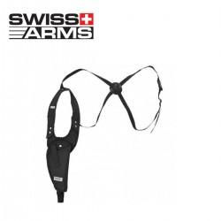 Holster para sovaco vertical de Swiss Arms