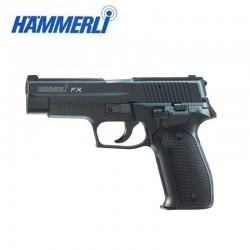 HÄMMERLI FX Pistola funcionamento a mola
