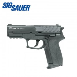 Sig Sauer SP2022 Pistola 4.5MM CO2 corredera metálica