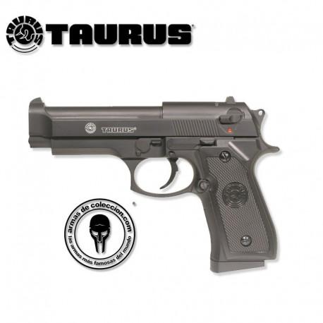 Taurus PT92 metal slide spring pistol