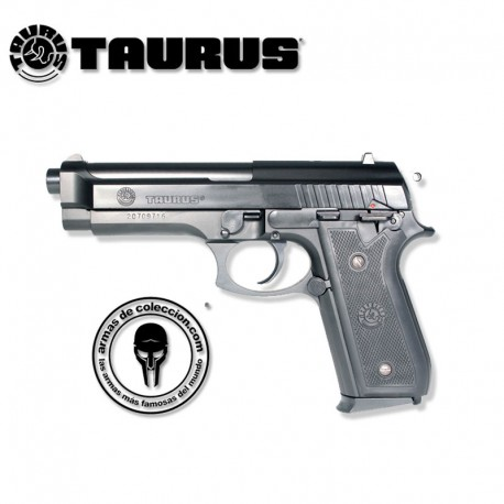 Taurus PT92 (Funcionamento a mola)