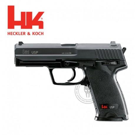 HK USP Original com rotulagem (Funcionamento a mola)