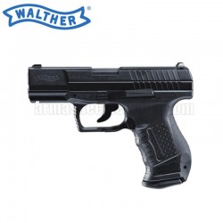 Walther P99 DAO Blow Backcorredera metálica CO2