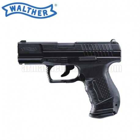 Walther P99 DAO Metal Slide CO2