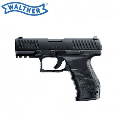 Walther PPQ spring with 2 magazines