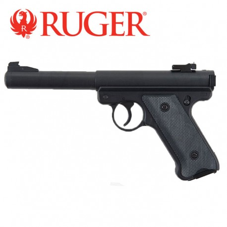 Ruger MK1 gas operated