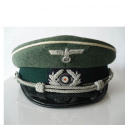 Gorra de Oficial de Infantería III Reich