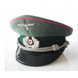Gorra de Oficial de artillería III Reich